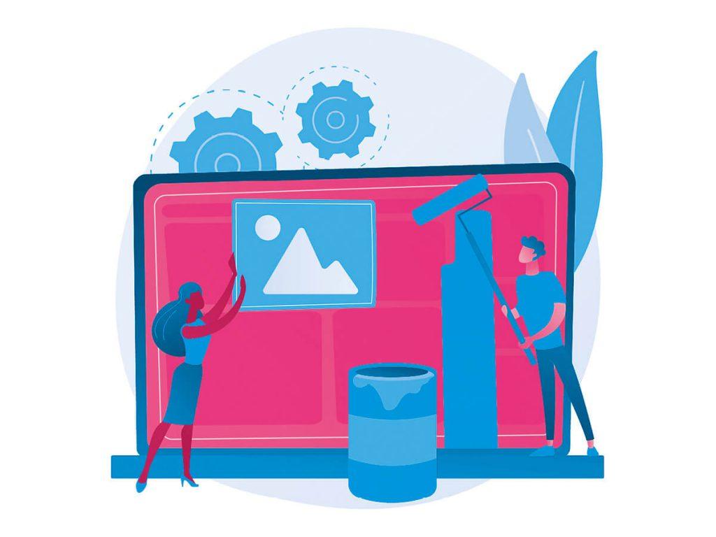 Druckerei Kühne, Kategorie Grafik & Service: Bildbearbeitung