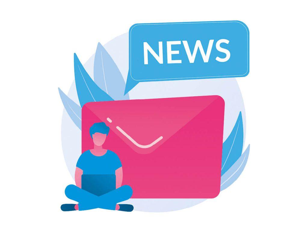 Druckerei Kühne, Kategorie Grafik & Service: Mailings